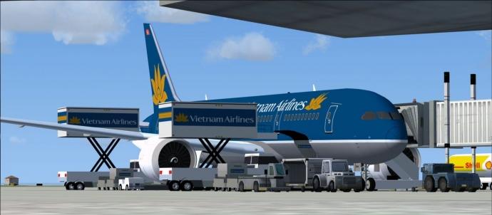 Bay Vietnam Airlines, thoải mái dùng wifi tại Nhật Bản