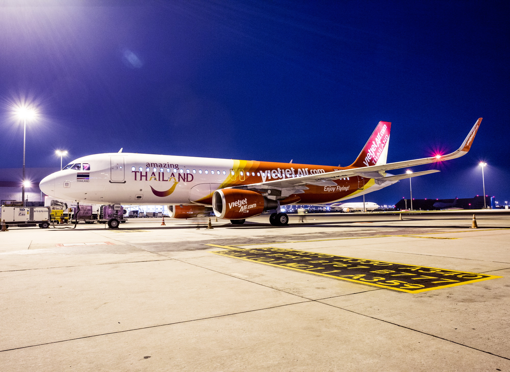 Thai Vietjet maintains domestic operations