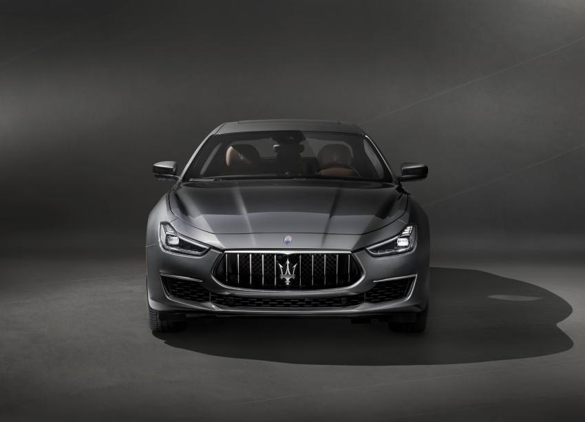 Maserati Ghibli Granlusso 2