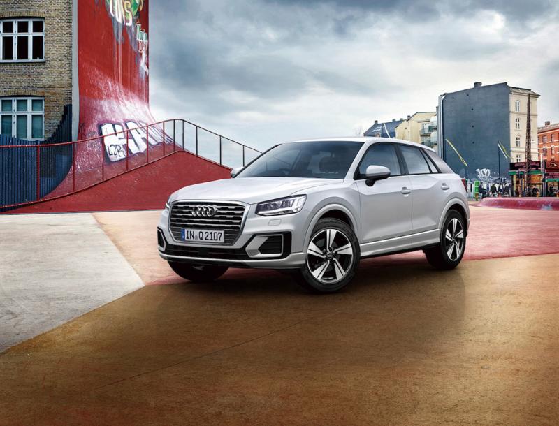 Audi giới thiệu Q2 Touring dành riêng cho thị trường Nhật Bản