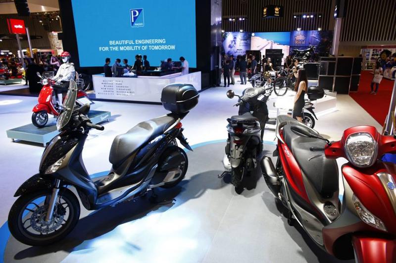 Piaggio Việt Nam: Sụt giảm cả về doanh số lẫn chất lượng?