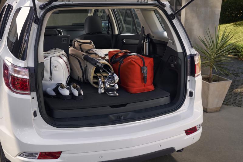 Những kinh nghiệp hay khi xếp đồ trên các mẫu xe SUV 7 chỗ