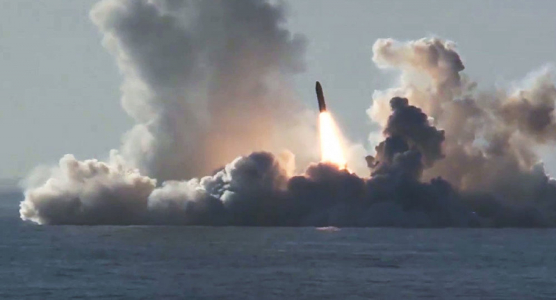 tên lửa đạn đạo Bulava