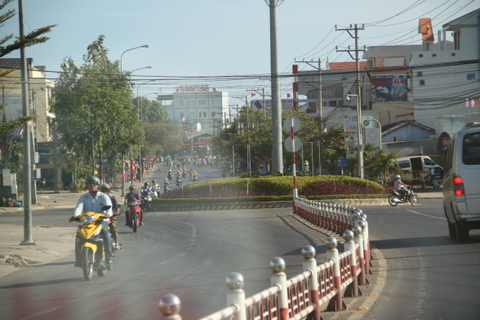 Cơ sở hạ tầng giao thông Bình Thuận thay đổi nhanh