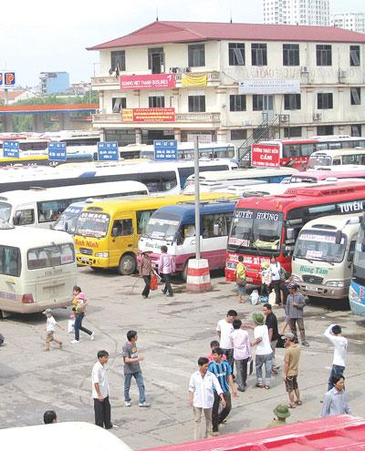 Điều tra của Tổng cục Đường bộ VN cho thấy, số lượng doanh nghiệp vận tải hiện có 1, 2 hoặc 3 đầu xe chiếm tỷ lệ khá lớn