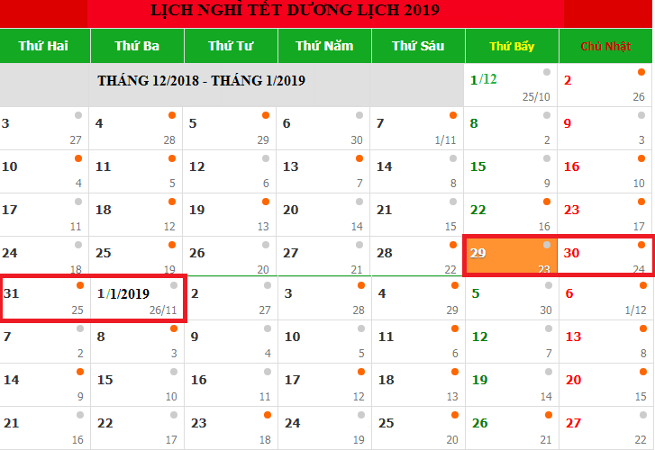 lich-nghi-tet-duong-lich-2019-4-ngay-la-nhung-ngay