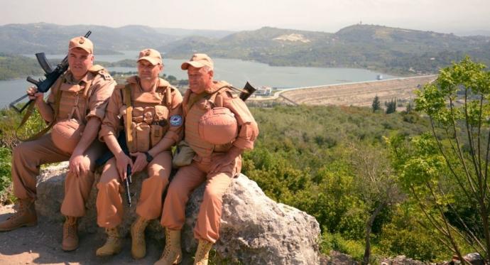 Lính Nga bị kết án vì đánh mất súng máy ở Syria