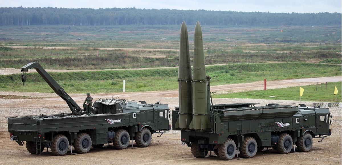 2017.8.17 Tên lửa Iskander