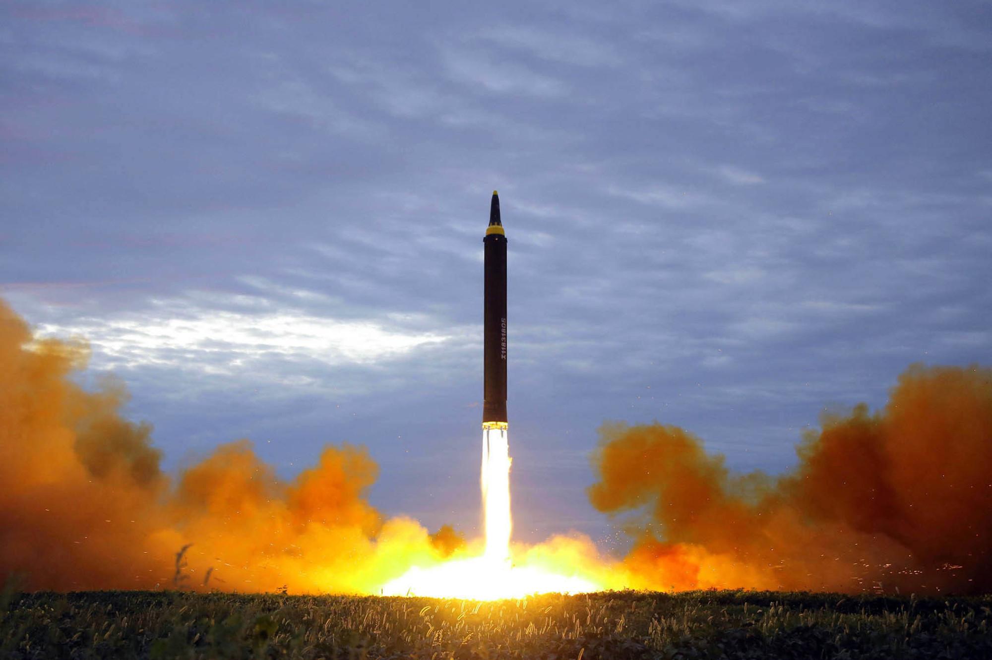 Tên lửa của Triều Tiên