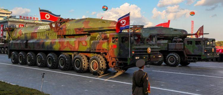 Tên lửa đạn đạo tầm trung - xa của Triều Tiên