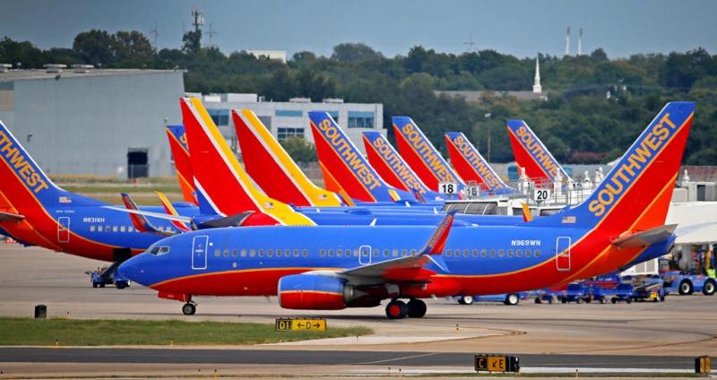 Hãng Southwest Airlines