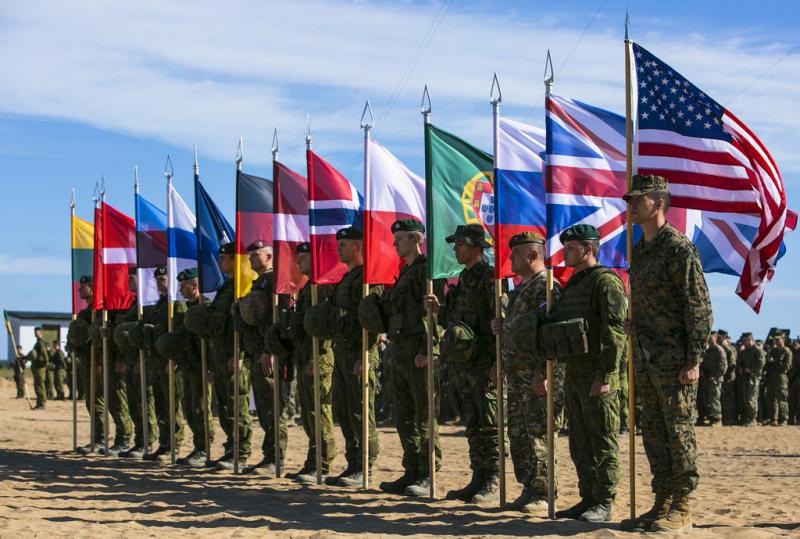Lực lượng NATO