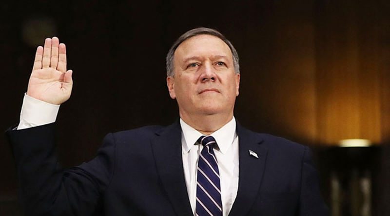 Ông Mike Pompeo