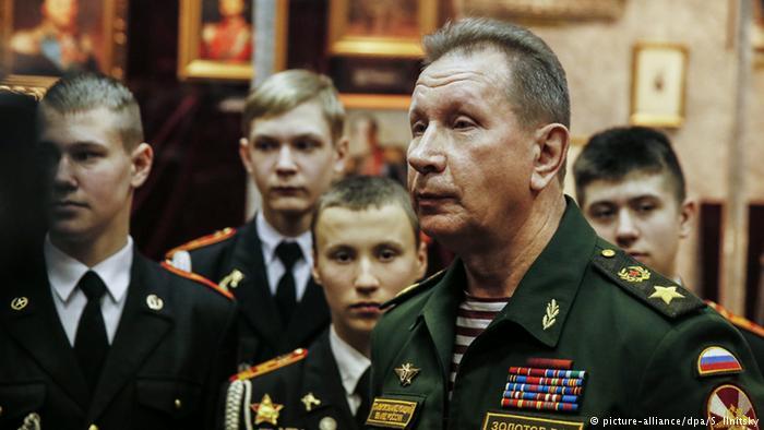 Ông Viktor Zolotov