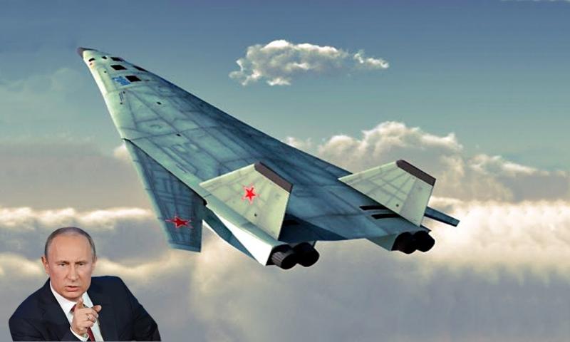 Nga sẽ sớm có máy bay ném bom chiến lược mới