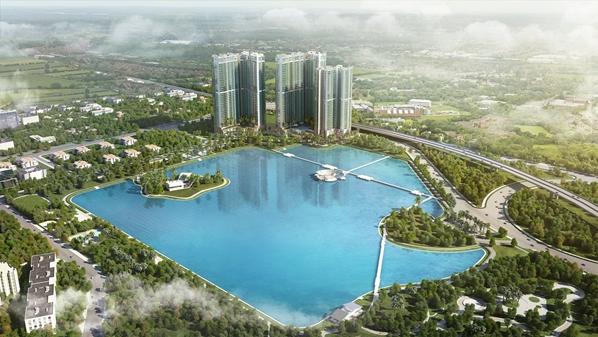 4 lý do khiến siêu dự án ven hồ sắp ra mắt sẽ thu