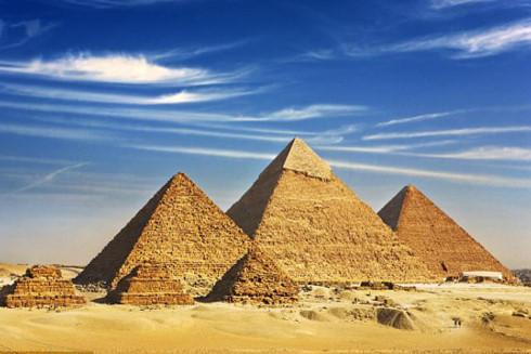 Hé lộ nhiều bí ẩn khi xây dựng Kim tự tháp Ai Cập