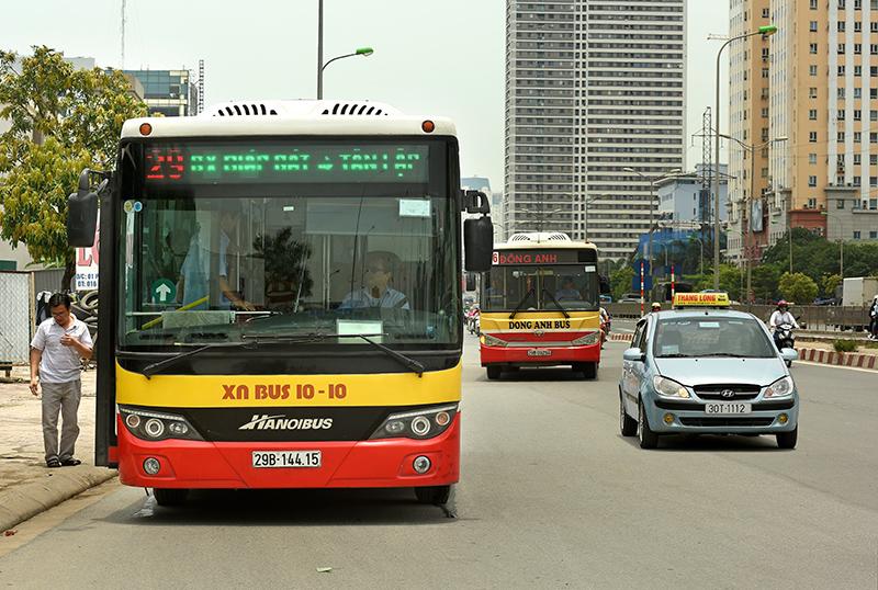 Thu gọn vận tải khách công cộng còn hai loại hình