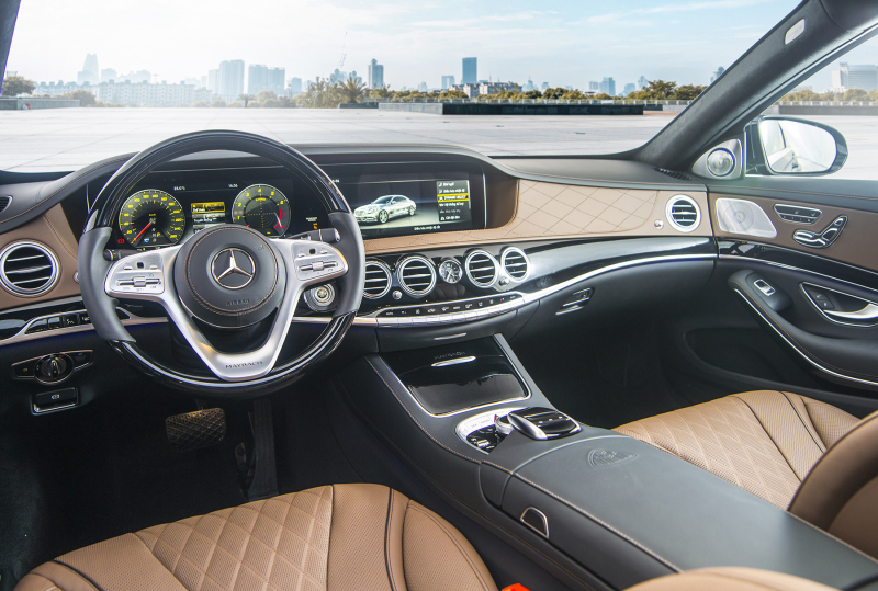 Mercedes-Maybach S 450 4MATIC-21
