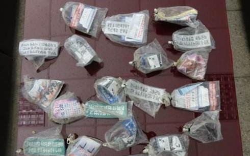 Nhóm đào tẩu rải hàng trăm ngàn truyền đơn chống Triều Tiên