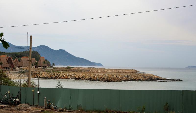 Khánh Hòa xử phạt hơn 100 triệu đồng dự án lấn vịnh Nha Trang