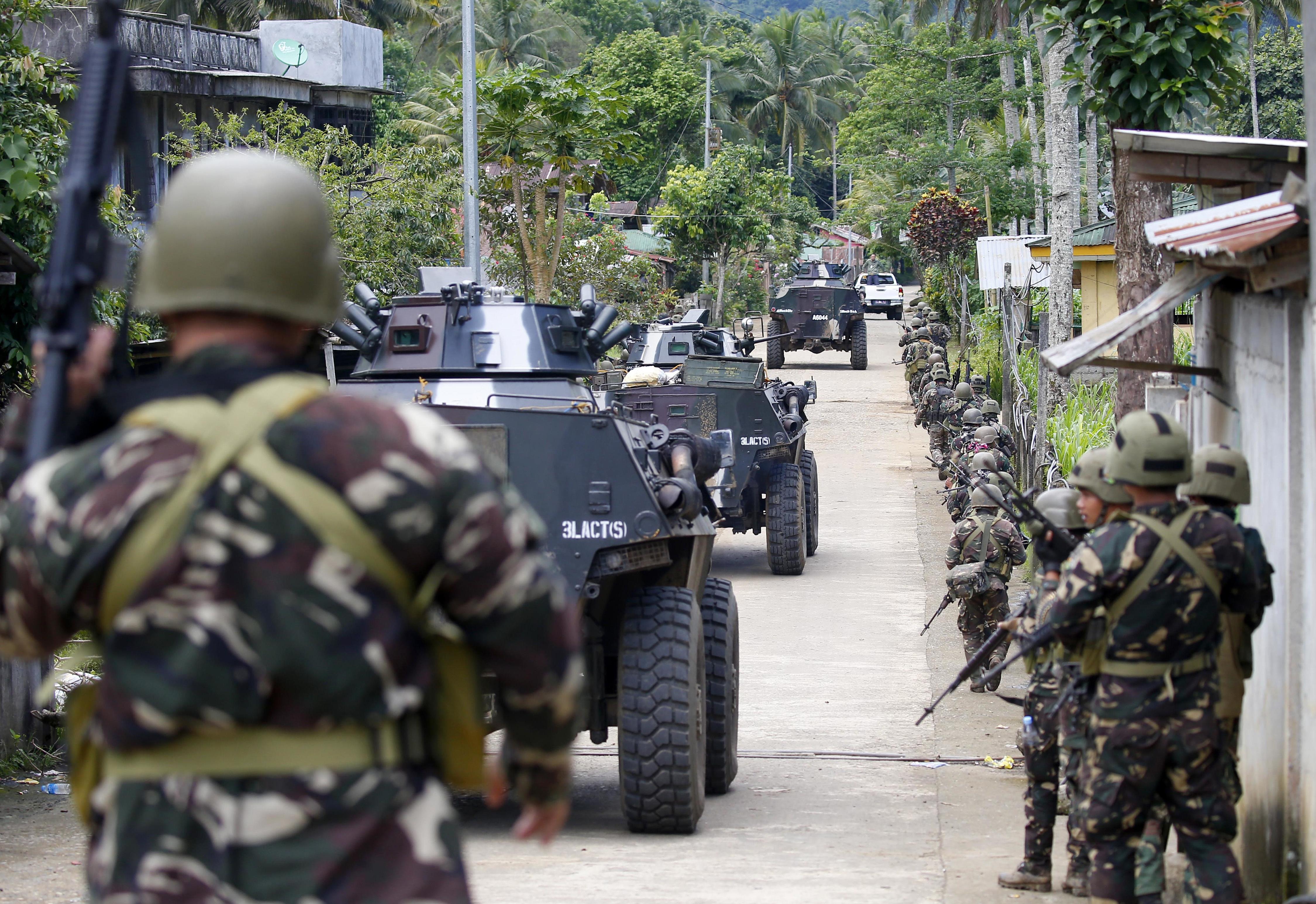 Philippines sẽ nối dài lệnh thiết quân lu