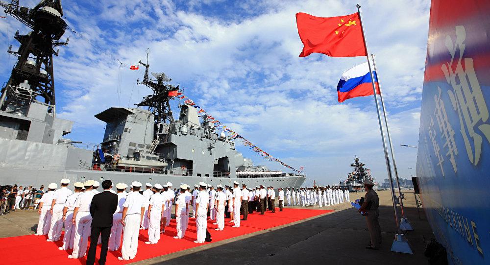 Trung Quốc-Nga tập trận gần Triều Tiên giữa căng thẳng leo thang