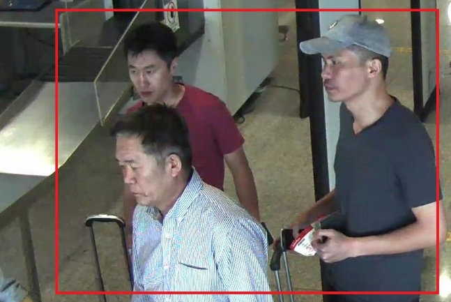 Hình ảnh 3 nghi phạm khác