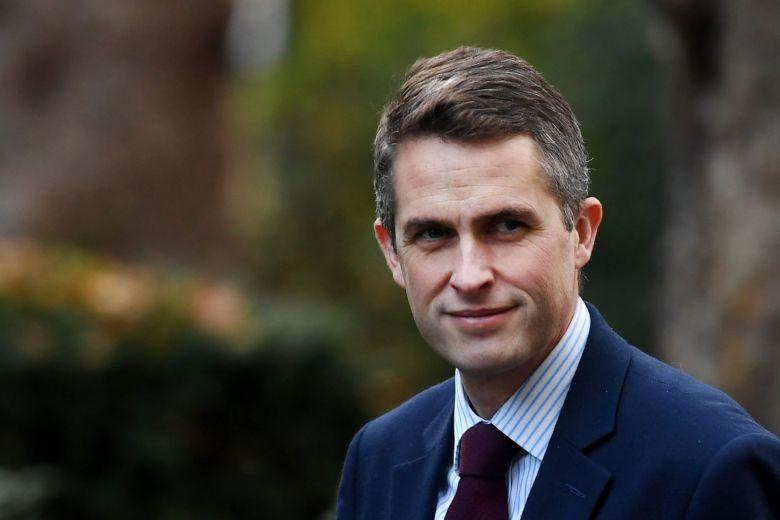 Bộ trưởng Quốc phòng Anh