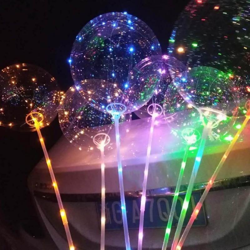 Bóng bay đèn LED