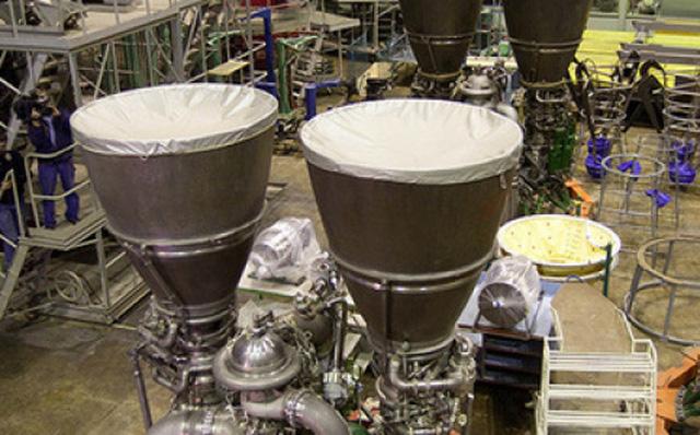 Động cơ tên lửa của Nga xuất sang Mỹ