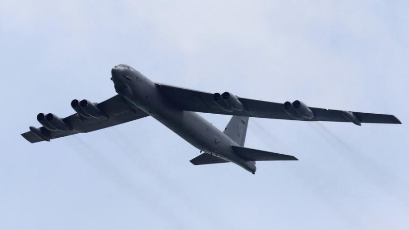 Oanh tạc cơ B-52 của Mỹ