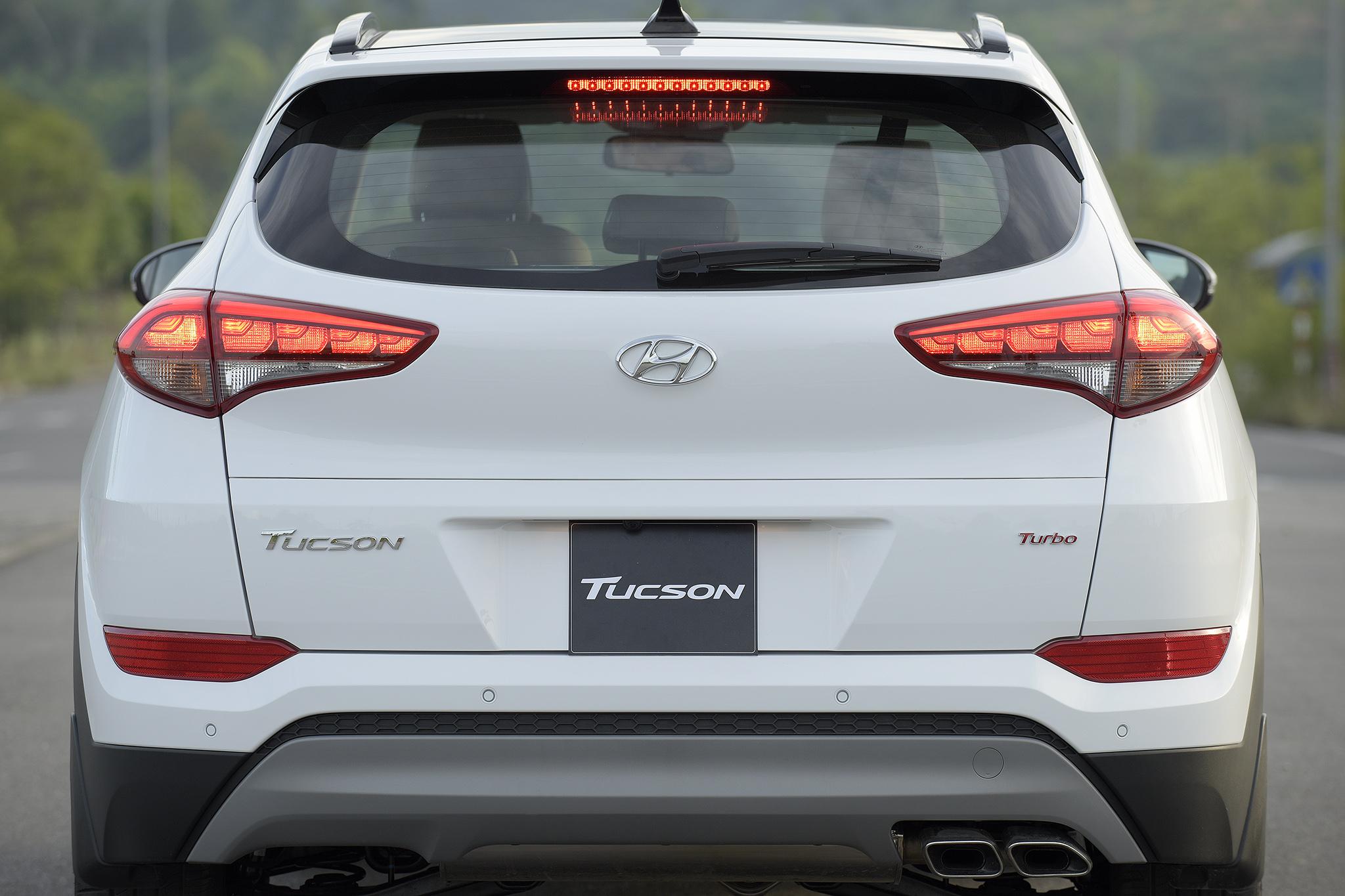 Hyundai Tucson 2017 - 33
