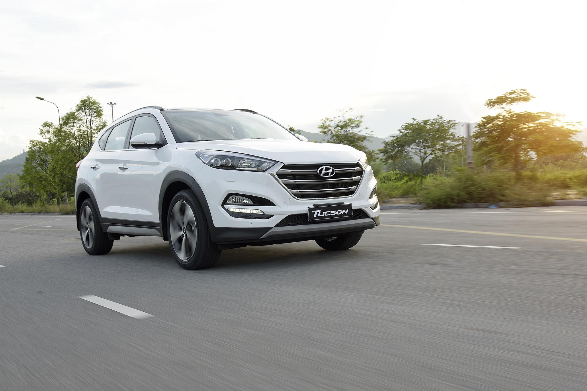 Hyundai Tucson 2017 - 13