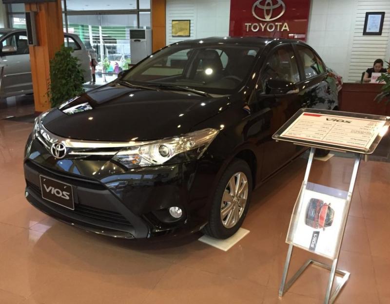 Các đại lý Toyota mới đây thực hiện giảm giá hàng