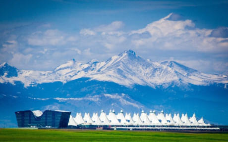 Sân bay Quốc tế Denver (Colorado), Mỹ