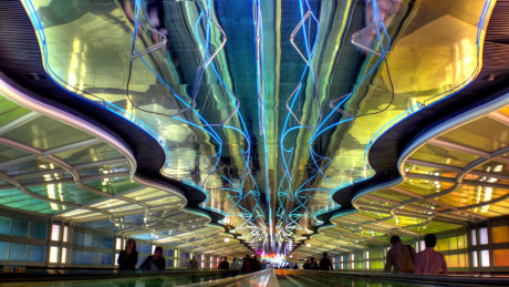 Sân bay Quốc tế O'Hare (Chicago), Mỹ
