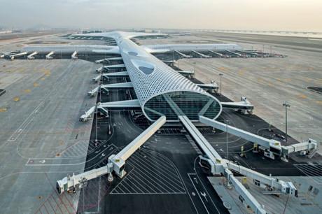 Sân bay Quốc tế Thâm Quyến, Trung Quốc