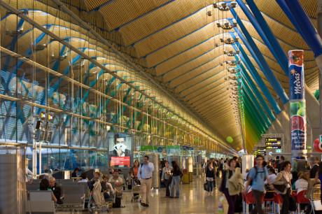 Sân bay Madrid - Barajas, Tây Ban Nha