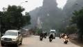 Clip nóng: CSGT truy đuổi quái xế gây náo loạn đường vào Tràng An