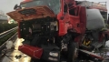 Sếp PCCC giải thích việc xe cứu hỏa đi ngược chiều gặp tai nạn