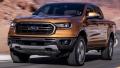 Chi tiết Ford Ranger hoàn toàn mới, cạnh tranh Chevrolet Colorado