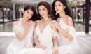 Top 3 Hoa hậu Việt Nam khoe dáng đẹp ngọt ngào