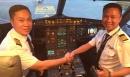 Nghe thầy giáo của các cơ trưởng kể chuyện dạy bay