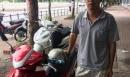 Hà Nội: Xe máy mất trộm 7 năm được trả về cho chủ