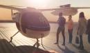 Uber tham vọng chinh phục bầu trời với sản phẩm taxi bay