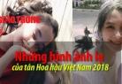 Video: Những hình ảnh lạ của tân Hoa hậu Việt Nam 2018