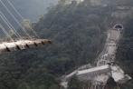 Sập cầu cao tốc đang xây dở ở Colombia, 9 công nhân thiệt mạng