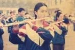 Ảnh hiếm của Phạm Băng Băng khi là nữ sinh trung học