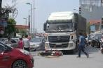 Nữ sinh trường y chết thảm dưới gầm xe tải
